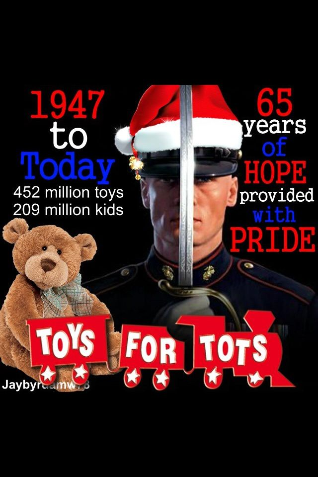 Usmc Toys For Tots Program Posters : Marine corps toys for tots semper fi masscentral