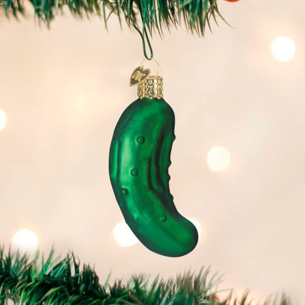 Why Is There A Christmas Tree: Why Do Some People Hang A Pickle On Their Christmas Tree